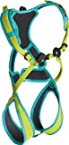 EDELRID - Fraggle II Children's Climbing Harness, Oasis/Icemint, XX-Small