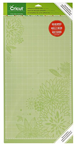 Cricut 29-0270 12-by-24-Inch Adhesive Cutting Mat, Set of ()