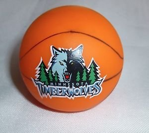 Minnesota Timberwolves Basketball Antenna Topper Rico Tag
