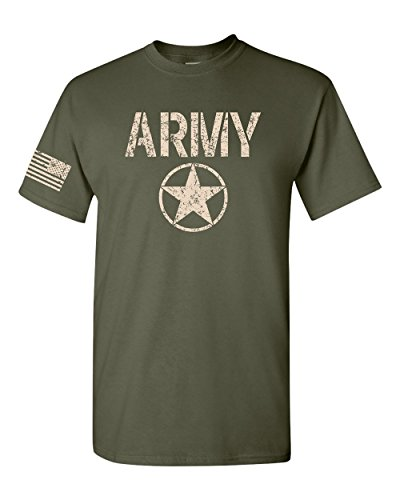 us-army-star-with-flag-on-the-sleeve-mens-t-shirt-med-military-green-ata1453