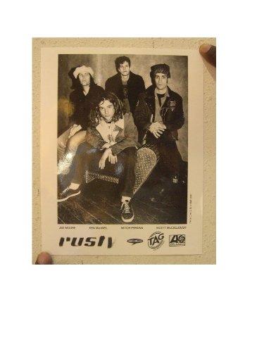 Rusty Press Kit And Photo Fluke The Doughboys by RhythmHound