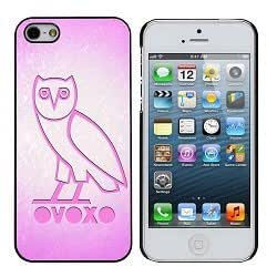 OvOXo Owl Pink With Letters iphone 4/4s Case