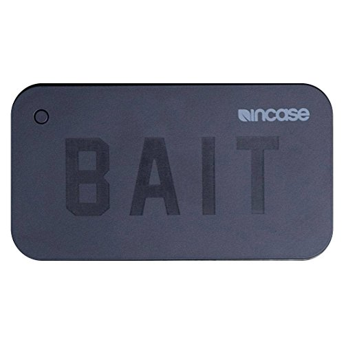 Bait x Incase Integrated Portable Power Bank USB Charger 5400 MAh with Lightning Connector For Iphone, Ipod and Ipad or any USB Device by Incase Designs