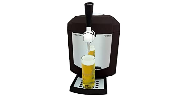 Taurus Top Beer, 300 x 518 x 450 mm, 75/76 W, 230 VAC/12 DC, 50 Hz - Dispensador de cerveza: Amazon.es: Hogar