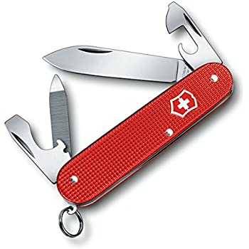 Amazon.com: Victorinox Swiss Army 54968 Pioneer cuchillo ...