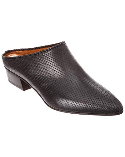 Aquatalia Fife Waterproof Leather Mule, 8.5