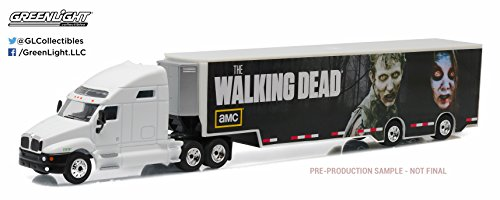 Scale Diecast Kenworth T2000 Trailer - 7