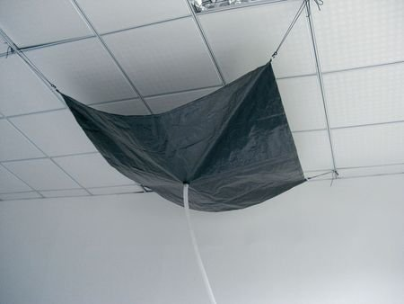 Value Brand Roof Leak Diverter Polyethylene 10x10 ft