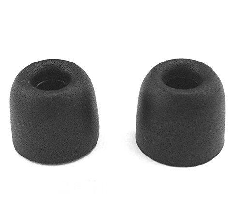 AELEC Replacement Memory Foam Earphone Earbud Tips Noise Isolation for In-Ear Headphones - Medium