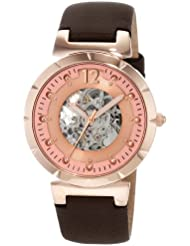 Carlo Monti CM800-305 Savona, Ladies watch, Analogue display, Automatic with Citizen Movement - Water resistant...