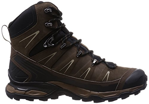 Salomon X Ultra Trek GTX, Scarpe da Escursionismo Uomo Marrone (Absolute Brown-x/Black/Navajo)