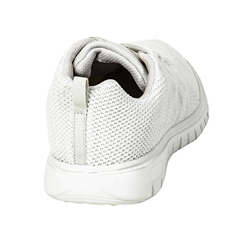 Herstyle Mujeres Isolatee Hecho A Mano Spunky Striped Sneaker Flat Nude