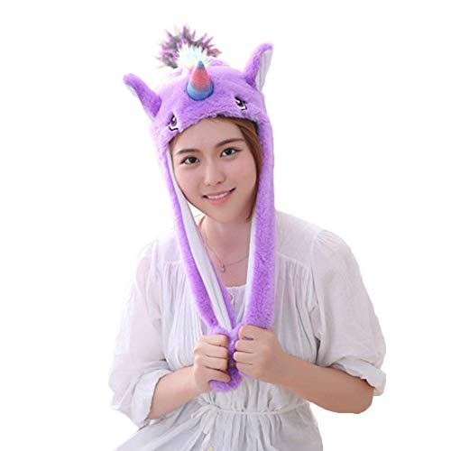 Movable/Jumping Unicorn Ear...