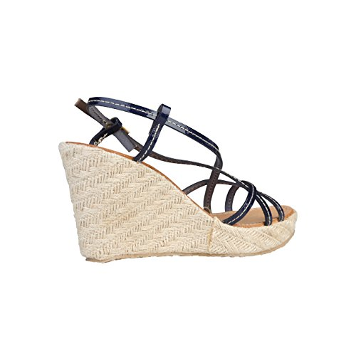 Keilsaldalen Wedge Sandals 111cro Tata Uk Navy Sandal 05 7 4wqf6vI7E