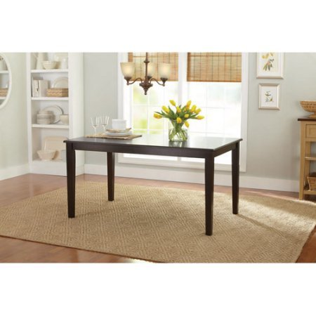 Bankston Dining Table, Mocha by Better Homes and Gardens by Better Homes & Gardens