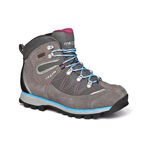 Hiking grey Women's Magenta Grey Grey Trezeta Shoes Magenta 5wzpqKvv
