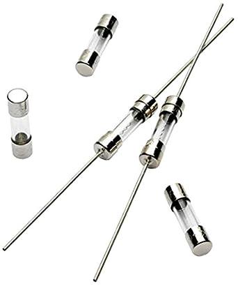 Mersen Ggm Glass Electronic Fuse 250vac 100a10ka 116 Ampere