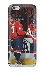 DanRobertse Iphone 6 Plus Well-designed Hard Case Cover Washington Capitals Hockey Nhl (6) Protector