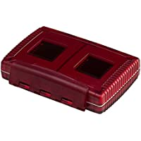 Gepe 3861-03 CardSafe Extreme for Compact Flash, SD, Smart Media, Multimedia Card, & Memory Stick (Red)