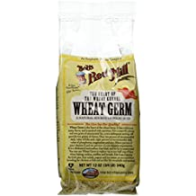 Bobs Red Mill Natural Raw Wheat Germ, 12 Ounce (Pack of 4)