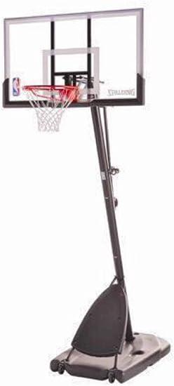 Amazon.com: Spalding Pro Slam sistema de baloncesto ...