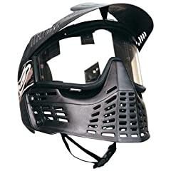 The JT Spectra Proshield paintball mask has protected the eyes of more paintballers than any other goggle. The Proshield is the benchmark of comfort and the most comfortable paintball mask in its price range. Contoured molded hydrophilic face...