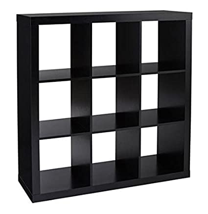 knox bookcase storage low doors cube with bookcases