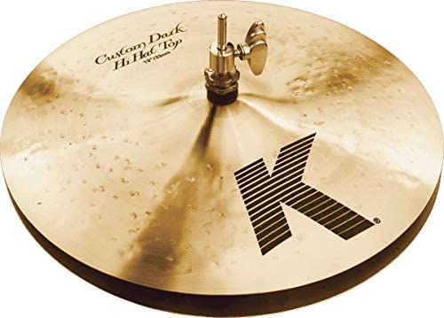 Zildjian Custom Dark Cymbals Pair