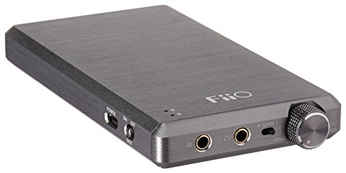IEM Special Edition Portable Headphone Amp, Titanium ()