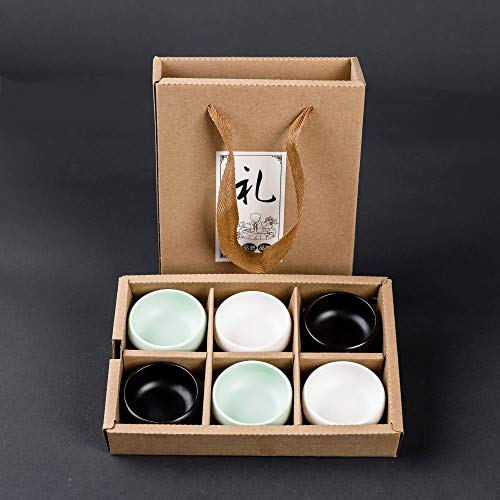 Top japanese tea cups set of 6