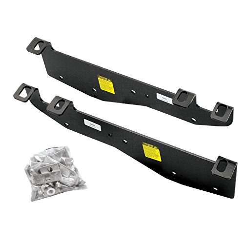 Hidden Hitch Reese 50043 Fifth Wheel Custom Quick Install Brackets - Ford F-250 / F-350 Super Duty '99-'01 - Hidden Towing Hitch