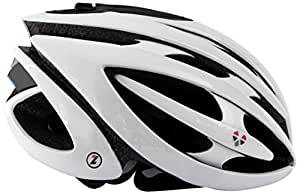 LifeBEAM Smart Helmet with Integrated Heart Rate Monitor - Dual Connectivity, Large
