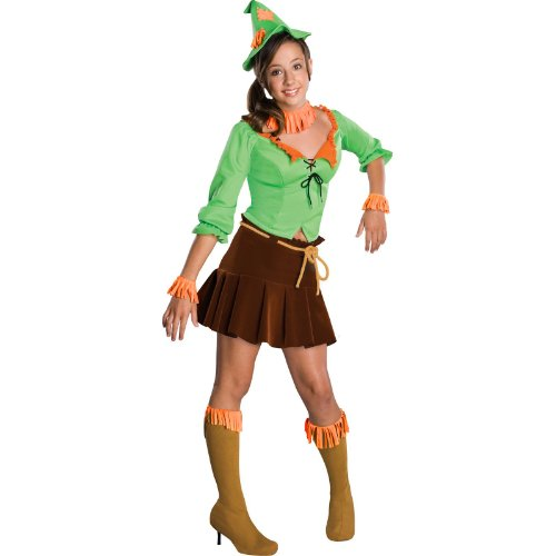 Wizard of Oz Scarecrow Tween Costume Size: Medium