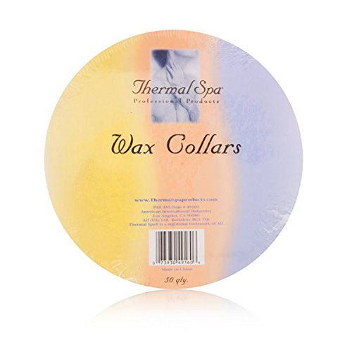 Thermal Spa Professional Wax Collars 50 Collars