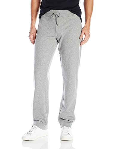Cotton Pique Jeans - ARMANI JEANS Men's Cotton Pique Comfort Fit Relaxed Leg Jogger Sweatpant, Heather Grey, XX-Large