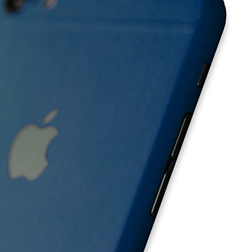 AppSkins Rückseite iPhone 6 PLUS Full Cover - Color Edition blue
