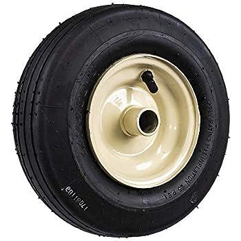 Amazon Com Mtd 634 04237c Wheel Asm Caster Oem Part For