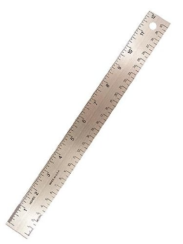 Alumicolor Ludwig Precision 36 Inch Aluminum Straight Edge, 36''