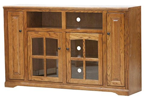 Eagle Oak Ridge Tall TV Console, 66