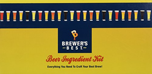 Price comparison product image Brewers Best American Light Home Brewing Ingredient Kit