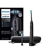 Philips Sonicare EXpertclean 7500 Black, Rechargeable Electric Power Toothbrush, HX9690/05 (Amazon Exclusive)