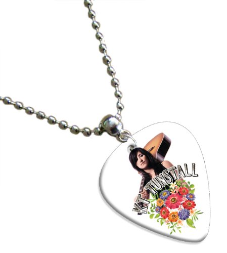 KT Tunstall Guitare Pick Collier Band Médiator