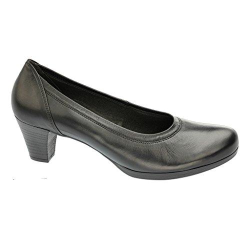 GABOR comfort - Damen Pumps - Schwarz Schuhe in Übergrößen