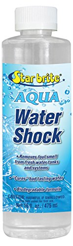 Star Brite 097116 Water Shock 16 Oz, 16. Fluid_Ounces