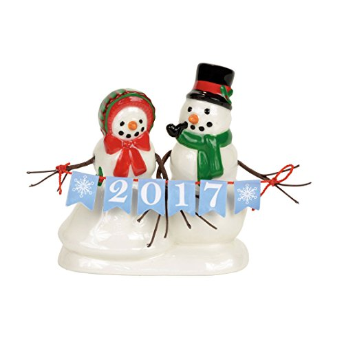 Department 56 Accessories for Villages Lucky The Snowman Accessory Figurine Department 56 Snowman