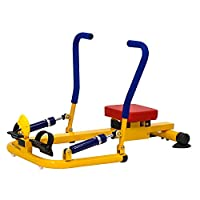 Peach Tree Fun and Fitness Exercise Equipment for Kids for Children's Day Gift Birthday Present - Big Rowing (Big Rowing)