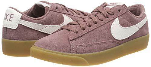 Femme De Chaussures Nike Multicolore smokey Fitness 201 Sd Mauve sail Blazer Mauve smokey W Low wTq1X0T