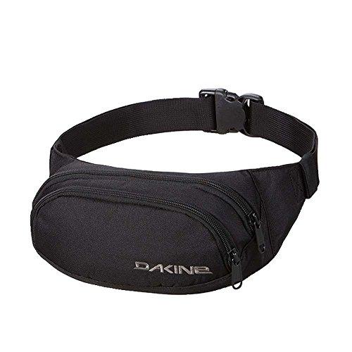 (Dakine Hip Pack Lumbar Pack, One Size, Black )