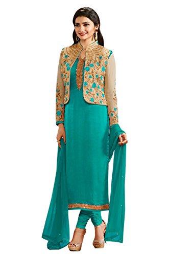 Koti dresses RH women Ready Designer SMALL fashion Made 4111 Turquiose for indian 38 qwwTEXWZ