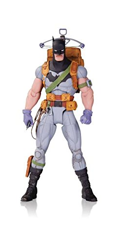 DC Collectibles DC Designer Series: Survival Gear Batman by Greg Capullo Action Figure